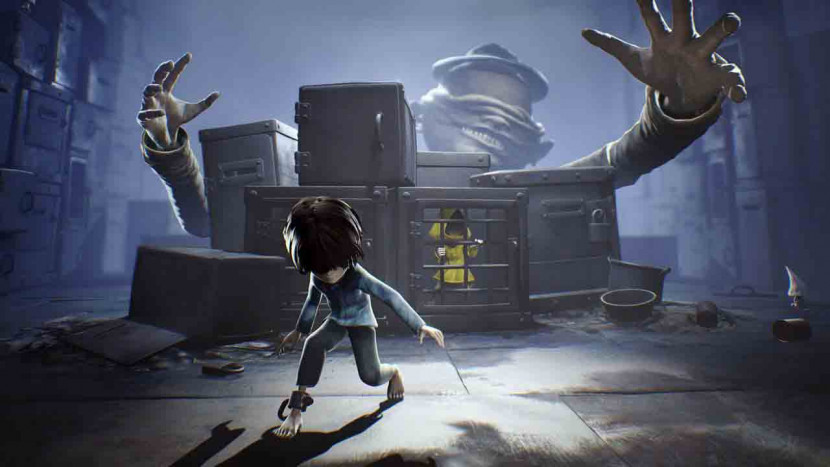 GAMES VAN 2021 | Little Nightmares II