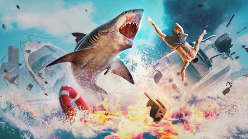 Maneater zwemt op 25 mei naar Nintendo Switch