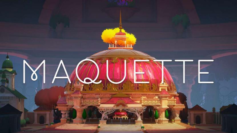 Puzzelgame Maquette komt ook naar PS4 en PS5