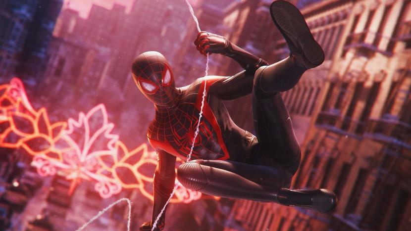 Geen gratis next-gen update voor PS4-versie Spider-Man