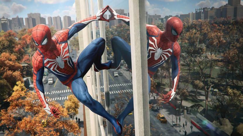 Marvel's Spider-Man Remastered toont gameplay en nieuw gezicht voor Peter Parker