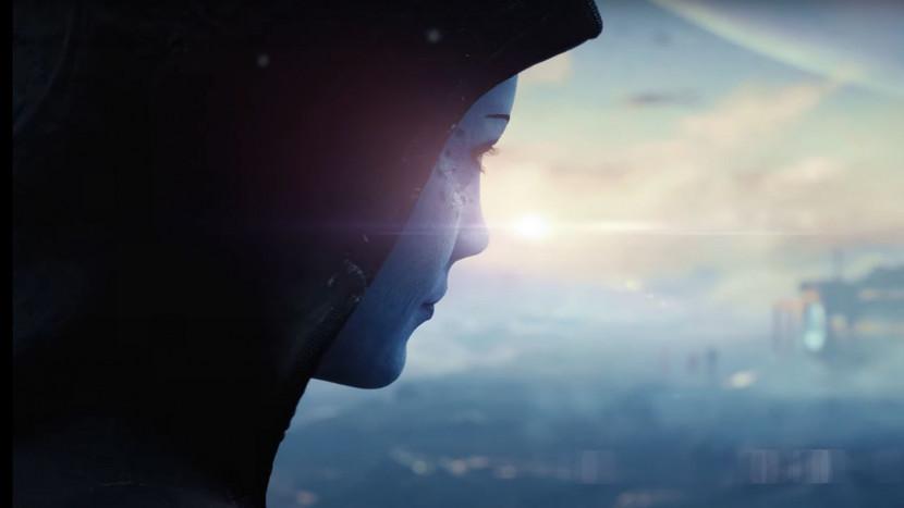 Een bekend gezicht in eerste echte teaser trailer van nieuwe Mass Effect
