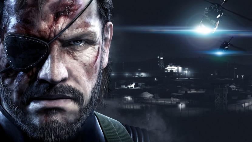 Metal Gear Solid V update laat je als Quiet spelen