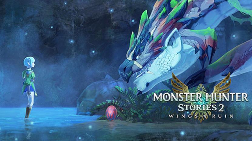 Monster Hunter Stories 2 aangekondigd voor Nintendo Switch