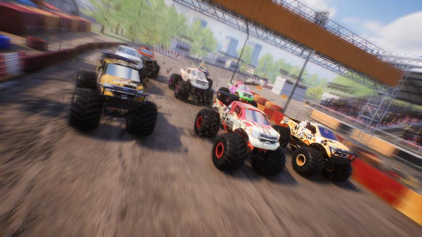 Monster Truck Championship viert lancering met nieuwe trailer