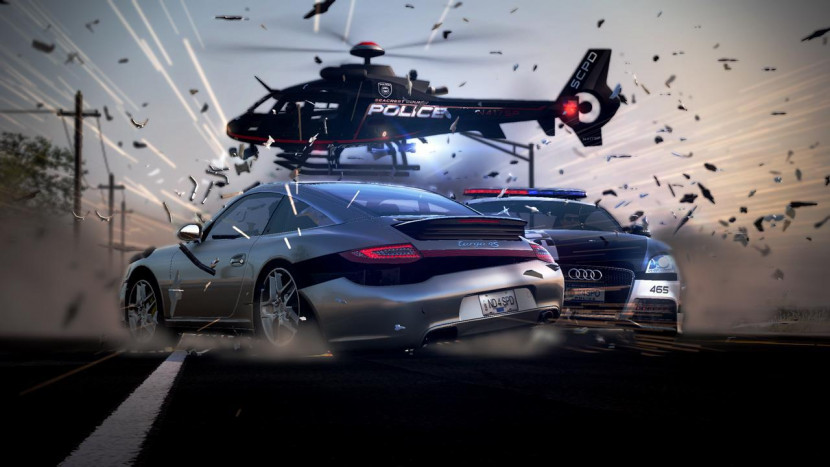 """Need for Speed: Hot Pursuit remaster op komst"""