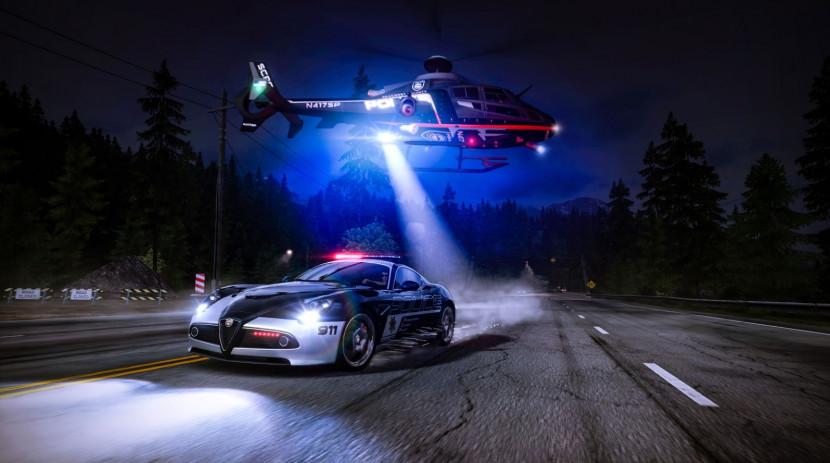 Need for Speed: Hot Pursuit Remastered verschijnt begin november mét nieuwe content