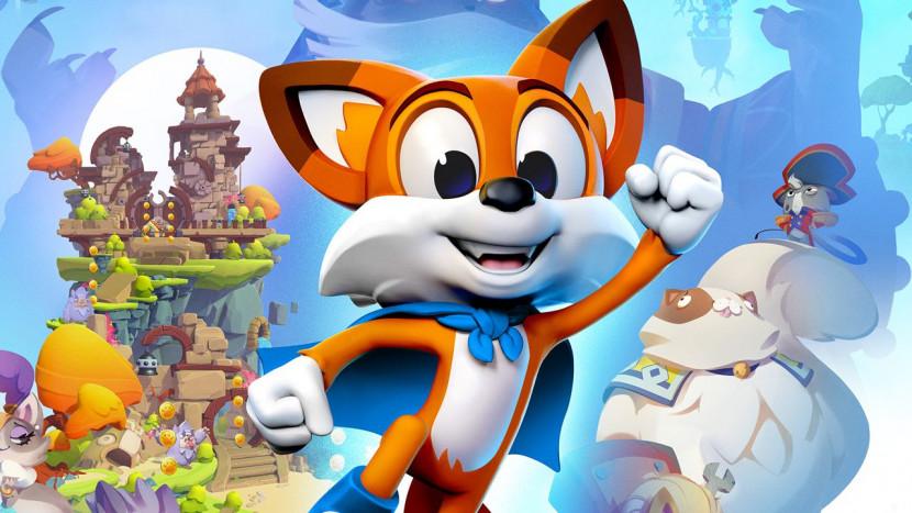 New Super Lucky's Tale op weg naar PS4 en Xbox One