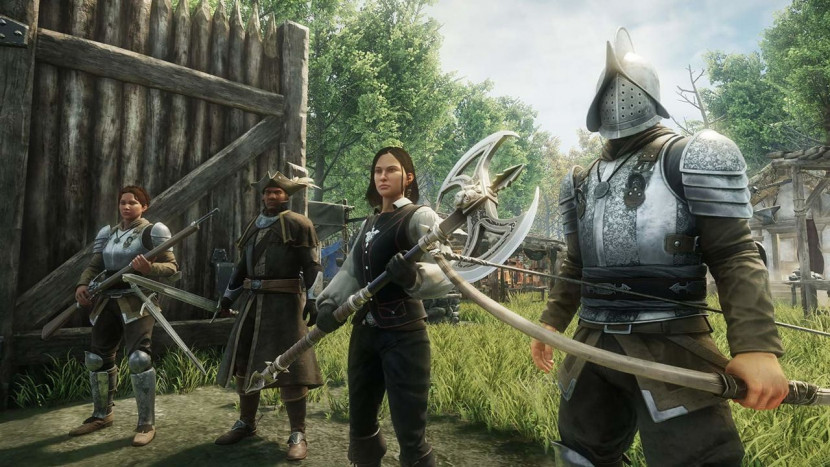 Amazon dropt gameplay trailer voor New World MMO en die smaakt naar meer
