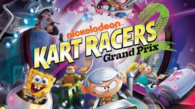 Nickelodeon Kart Racers 2: Grand Prix schiet uit de startblokken