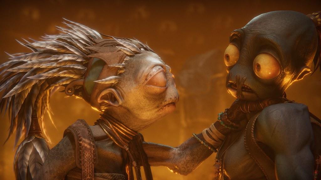 GUIDE | Alle eindes vrijspelen in Oddworld: Soulstorm