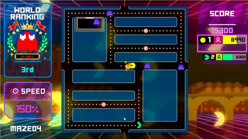 Pac-Man gaat Super Mario Maker achterna