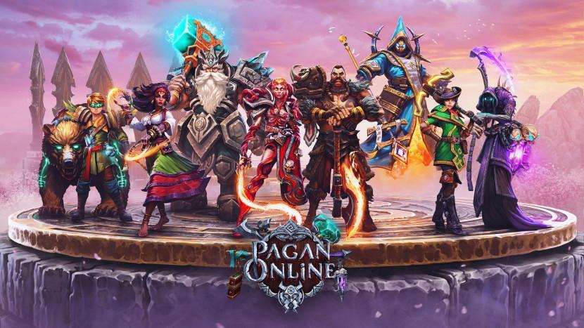 Pagan Online wordt offline game