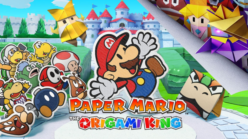 4Gamers LIVE | Red Bull Cheat Code Play - Paper Mario: The Origami King