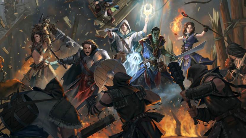 Pathfinder: Kingmaker Definitive Edition verschijnt in augustus met de nodige extraatjes