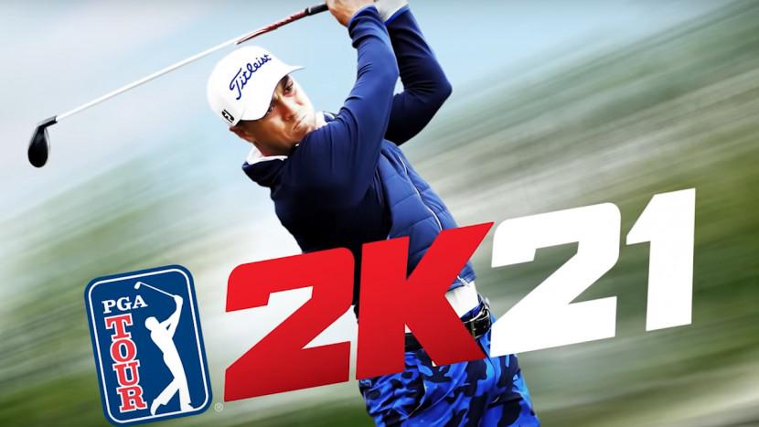 PGA TOUR 2K21 verschijnt in augustus