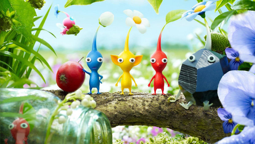 4Gamers LIVE | Pikmin 3 Deluxe