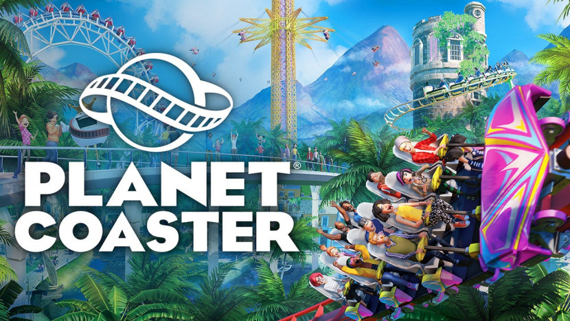 Planet Coaster krijgt Ghostbusters DLC
