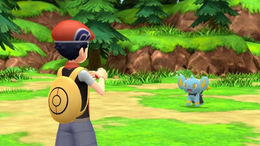 Remakes van Pokémon Diamond en Pokémon Pearl op weg naar Nintendo Switch