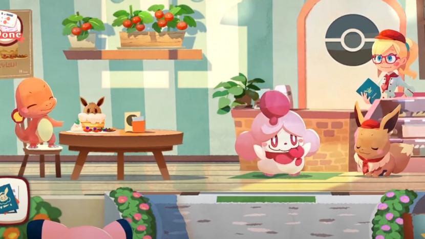 Pokémon Café Mix vanaf vandaag gratis te downloaden voor Nintendo Switch