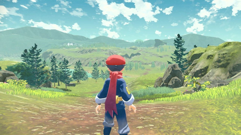 Open-world Pokémon game onthuld voor Nintendo Switch