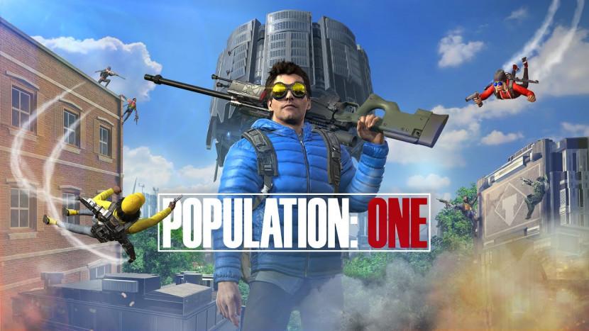 POPULATION: ONE brengt battle royale en VR samen