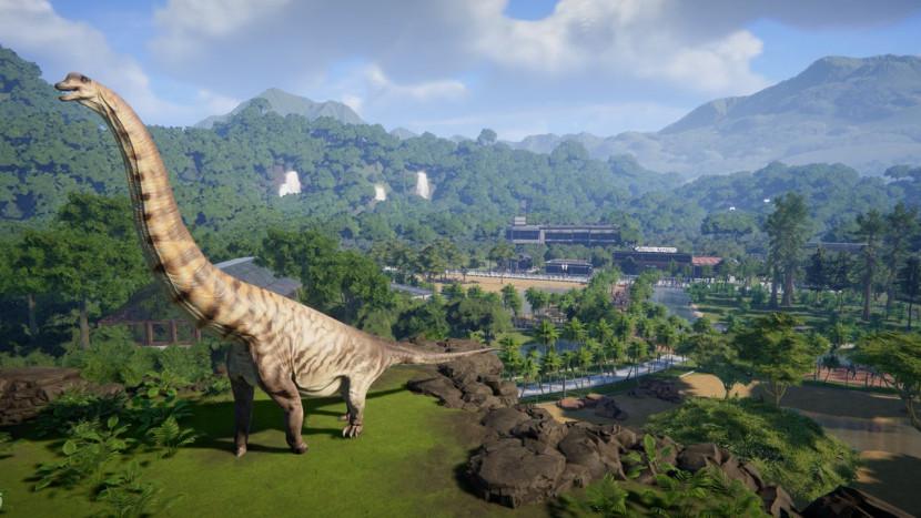 Prehistoric Kingdom laat je in 2021 je eigen dinopark bouwen