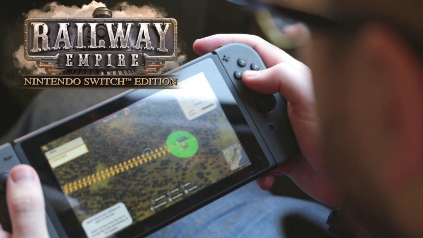 Railway Empire gelanceerd voor Nintendo Switch