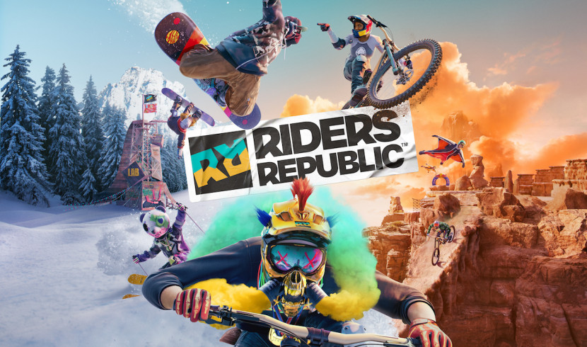 GAMES VAN 2021 | Riders Republic