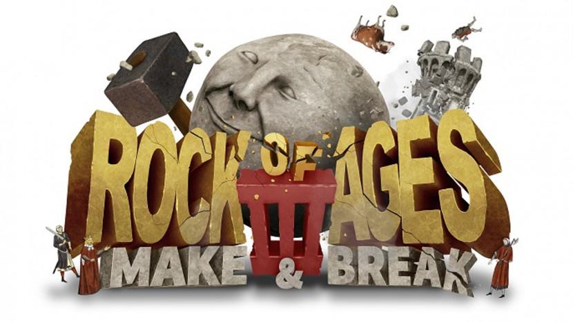 Rock of Ages 3 zal met uitstel binnenrollen bij pc en consoles