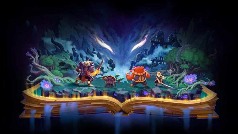 Roguebook gelanceerd voor pc