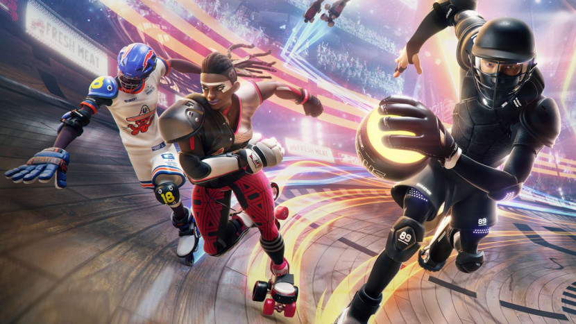 Hands-on: Roller Champions (Closed Alpha)