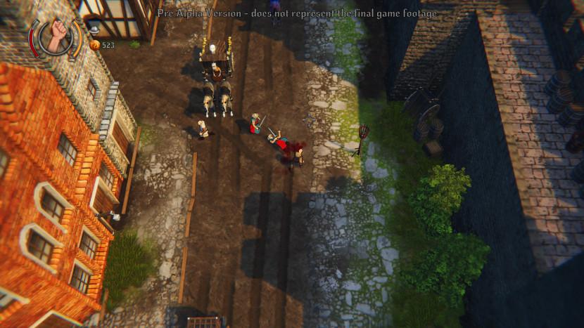 Rustler (Grand Theft Horse) verschijnt volgende maand