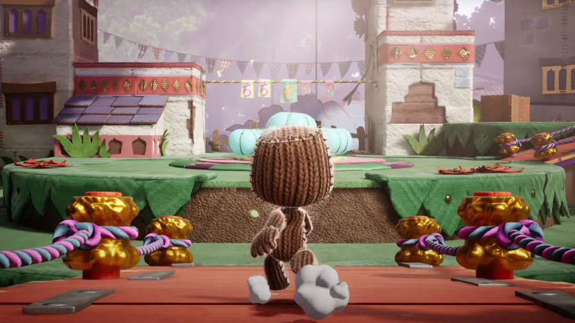 Sackboy keert terug op PS5 in Sackboy: A Big Adventure