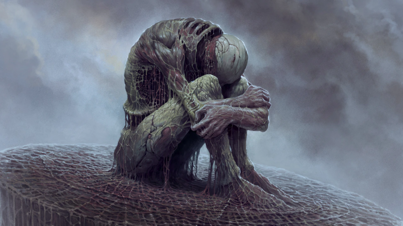 Vlezige horrorgame Scorn op weg naar Xbox Series X