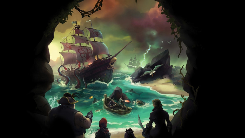 Xbox One S-bundel rond Sea of Thieves op komst