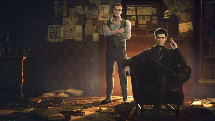 Sherlock Holmes: Chapter One toont eerste gameplay
