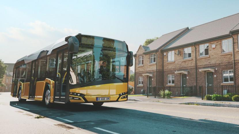 In SimBus (mét multiplayer) ben je vooral een buschauffeur, maar kan je ook passagiertje spelen