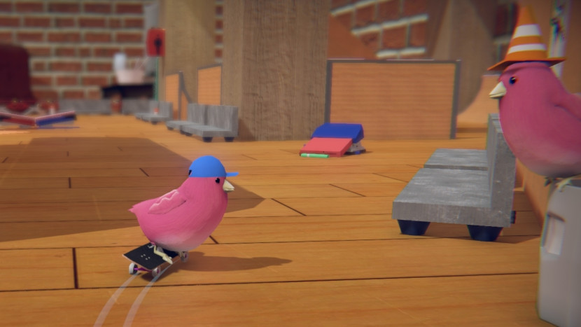 SkateBIRD uitgesteld naar september, post-launch content onthuld