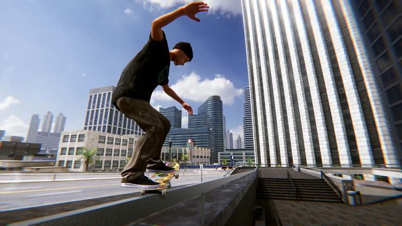 Skater XL toont nieuwe trailer voor launch