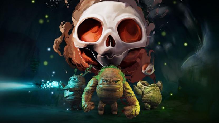 Schedels gaan aan het rollen in nieuwe puzzle-platformer Skully