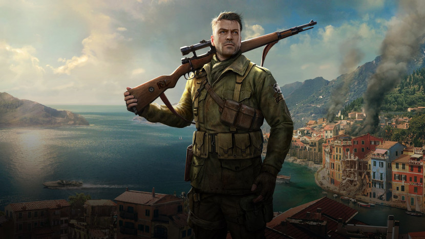 Sniper Elite bordspel op komst