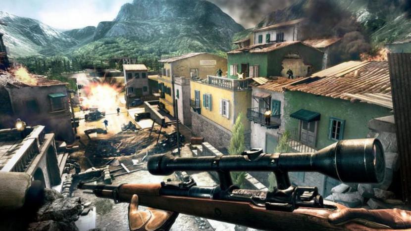 Sniper Elite VR verschijnt 8 juli