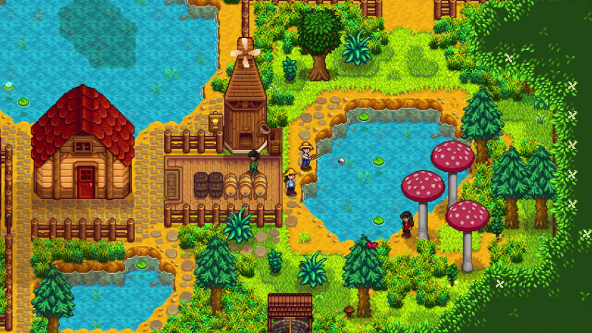Deze week multiplayer voor Stardew Valley op Nintendo Switch