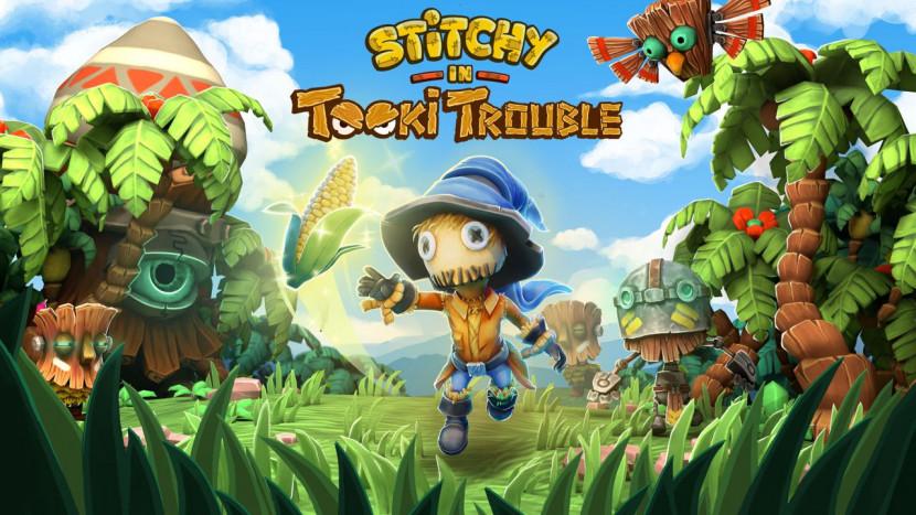 Belgische game Stitchy in Tooki Trouble verschijnt binnenkort voor Nintendo Switch