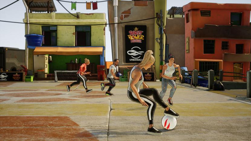 REVIEW | Street Power Football schiet in eigen doel