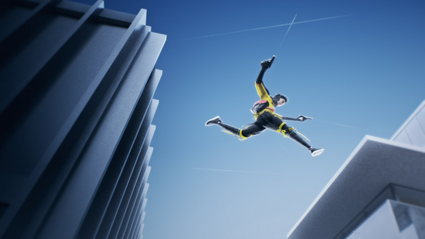 Parkour game Stride op weg naar PlayStation VR