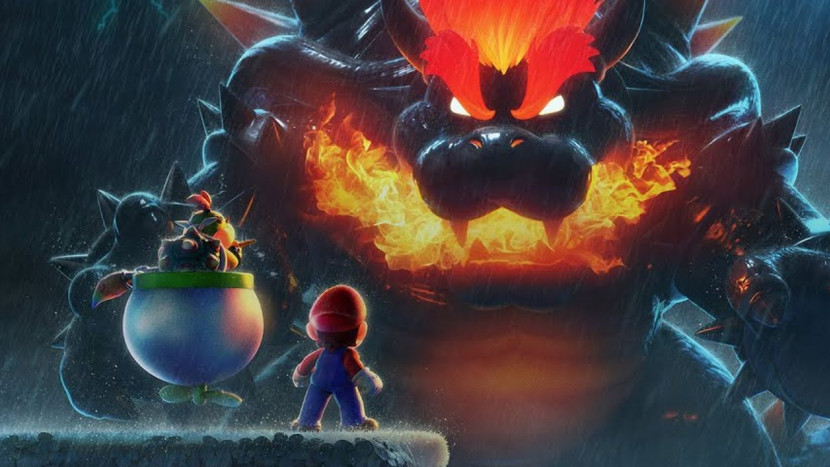 Een titanenstrijd in Super Mario 3D World + Bowser's Fury