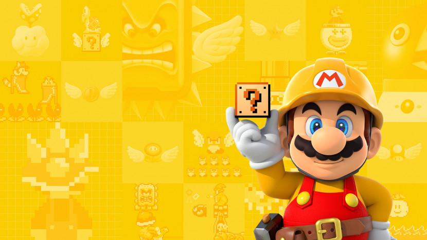 Super Mario Maker 2 verschijnt eind juni