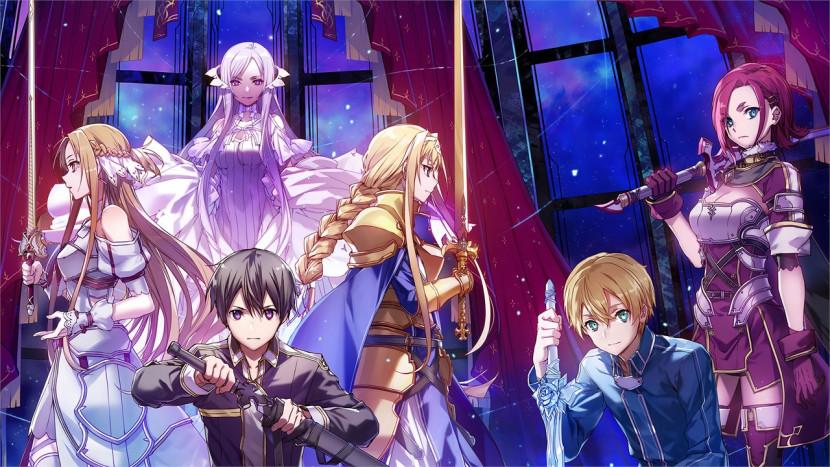 Sword Art Online Alicization Lycoris viert launch met nieuwe trailer